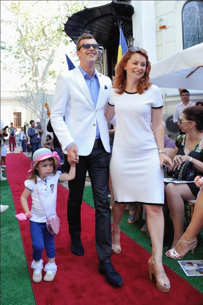 Dan Cruceru, Cristina Pocora si Sophia